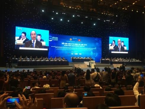 フック首相、民間経済セクターの発展を奨励 - ảnh 1