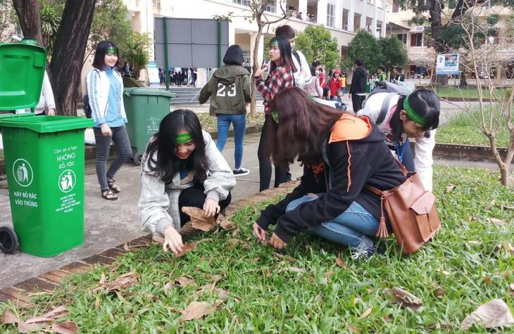 「廃棄物がない環境のための良い行い」プログラム - ảnh 1