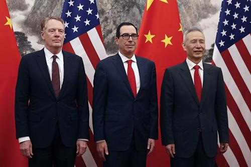 中国、米中協議中止を検討 トランプ氏の関税上げ表明で=米紙 - ảnh 1