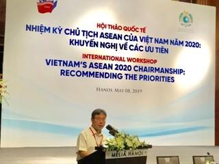 「ベトナムの2020年のASEAN議長国を務める任期」のセミナー - ảnh 1