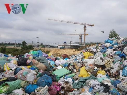 固体廃棄物に対する国家管理の強化 - ảnh 1