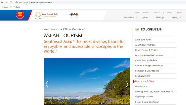 「第2回ASEAN持続可能な観光」賞 - ảnh 1