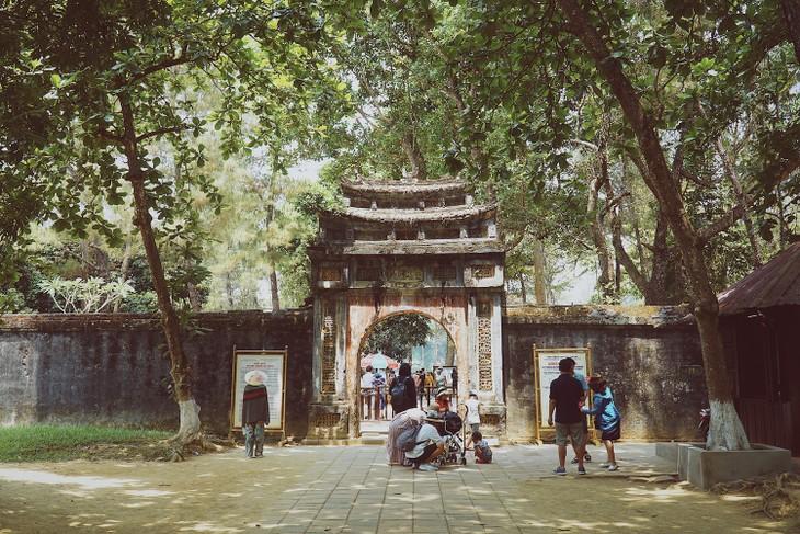 世界遺産フエに眠る歴代皇帝の陵墓 - ảnh 4