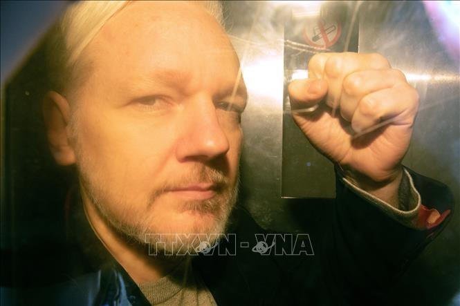 アサンジ被告の拘束請求=スウェーデン検察、性的暴行で - ảnh 1