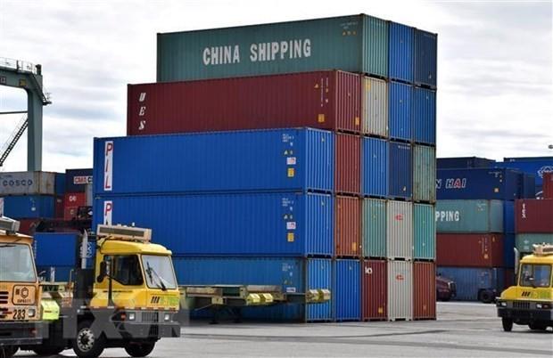 米財務長官 「中国側大きく後退」 貿易摩擦の長期化懸念強まる - ảnh 1