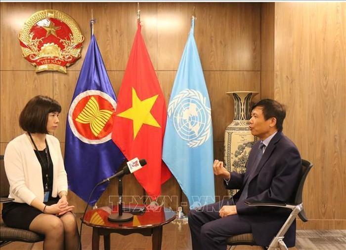 世界各国 ベトナムの国連安保理非常任理事国入りを支持 - ảnh 1