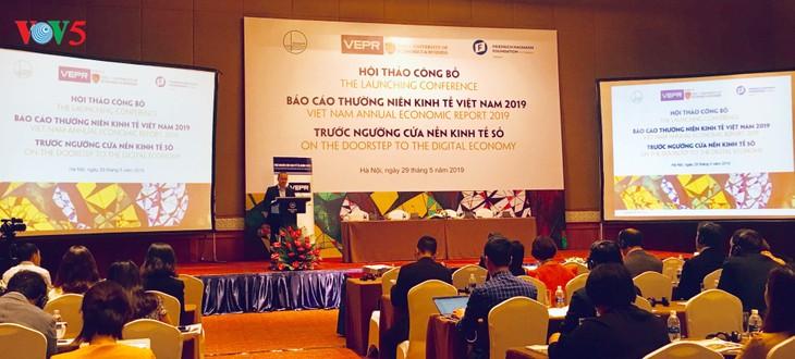 ベトナムの経済成長 2つのシナリオ - ảnh 1