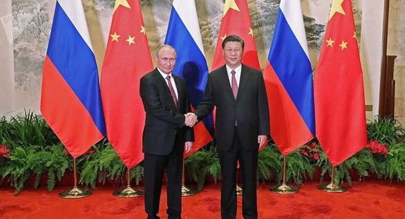 中国の習主席が「親友」プーチン氏を訪問、中ロ関係の新時代誓う - ảnh 1