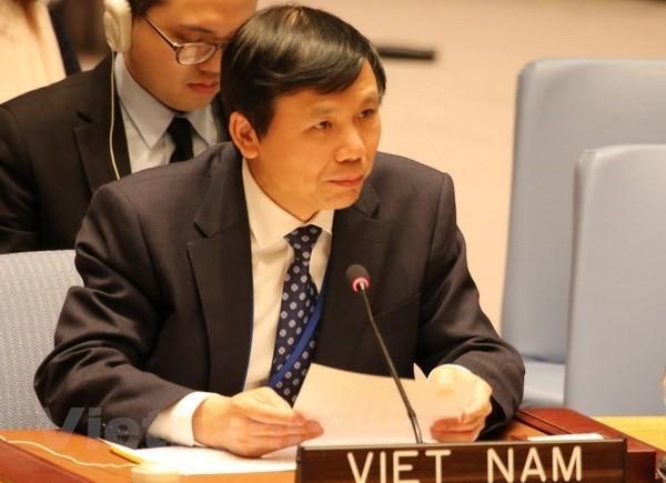 ベトナム、安保理非常任理事国へのチャンスに恵まれる - ảnh 1