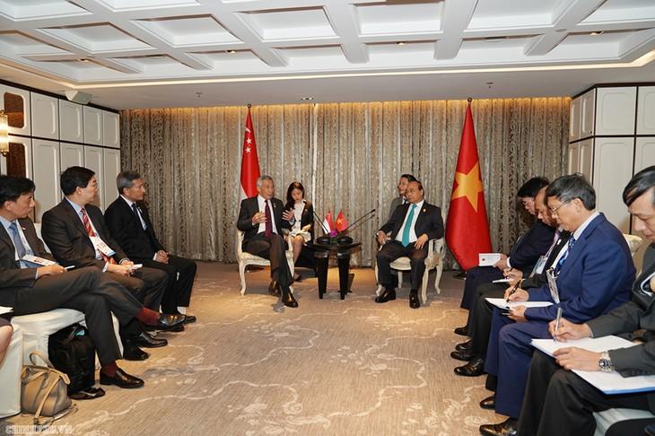 SPの首相:「ベトナムを傷つけたい意向はない」 - ảnh 1