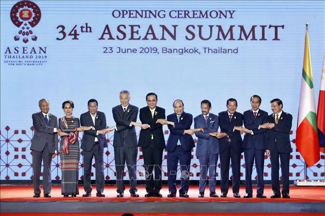 フック首相、ASEANサミットの開幕式に出席 - ảnh 1