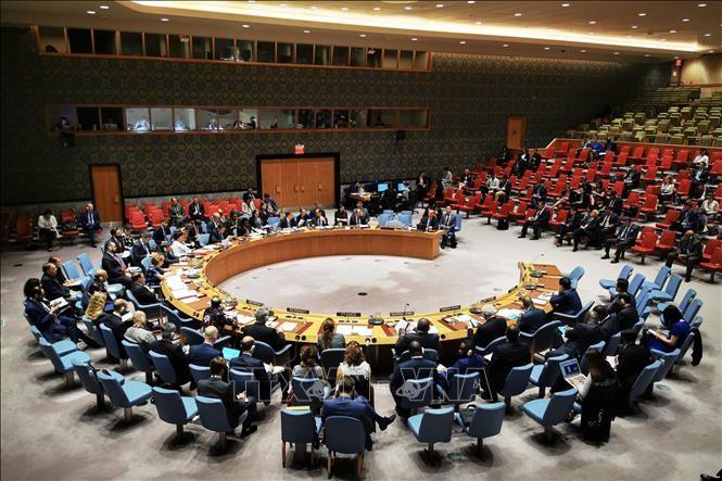 「米とイランは自制を」緊張緩和へ対話呼びかけ 国連安保理 - ảnh 1