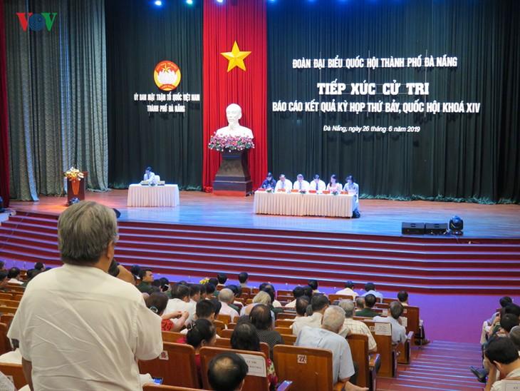 ダナン市党委員長、「ホアンサ群島はベトナムの領海に属する」 - ảnh 1