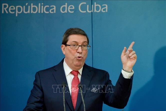 米、キューバ国営石油商社に制裁 ベネズエラ巡り - ảnh 1