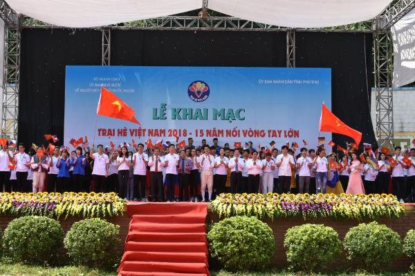 国外在住ベトナム青年向けのベトナムサマーキャンプ - ảnh 1