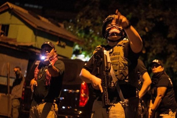 フィリピンの違法薬物捜査に国連の調査求める決議案を採択 - ảnh 1