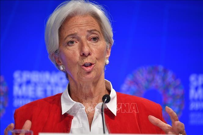 ラガルド専務理事辞任へ=IMF、後任探し着手 - ảnh 1