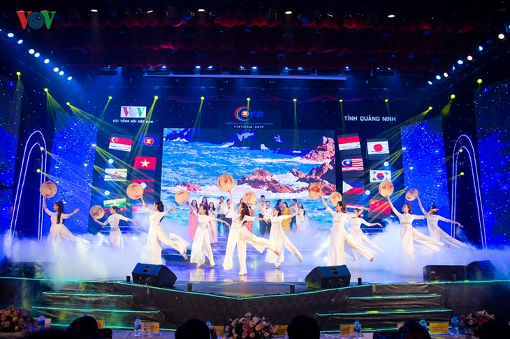 ASEAN+3のど自慢コンクールの準決勝 - ảnh 1