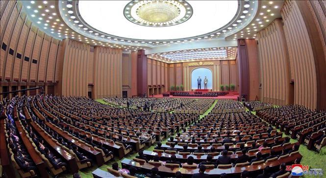 朝鮮、最高人民会議を開催へ 米朝協議への姿勢注目 - ảnh 1