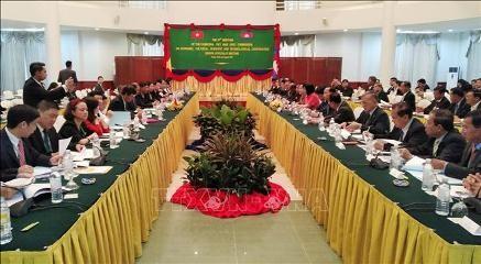 第17回ベトナム・カンボジア合同委員会会議のSOM会合 - ảnh 1
