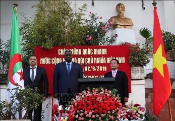 在アルジェリア越大使館、独立記念日を祝う式典 - ảnh 1