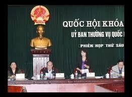 Persidangan   ke-6 Komite Tetap Majelis Nasional  Vietnam berakhir - ảnh 1