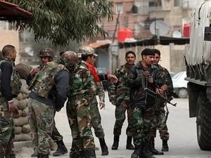 Tentara Suriah merebut kembali kabupaten kota strategis di kota Homs - ảnh 1