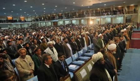 Parlemen Afghanistan mengesahkan daftar unsur kabinet. - ảnh 1