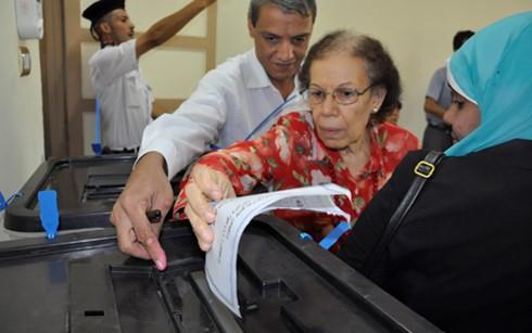 Mesir  menetapkan saat mengadakan  sidang pertama Parlemen setelah 3 tahun terhenti. - ảnh 1
