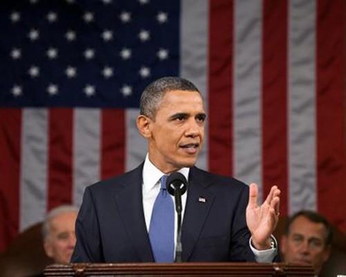 Presiden Barack Obama  menegaskan warisan di dua masa baktinya. - ảnh 1