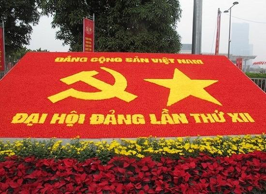 Pers Vietnam dan Internasional  memberitakan Kongres Nasional ke-12 PKV. - ảnh 1