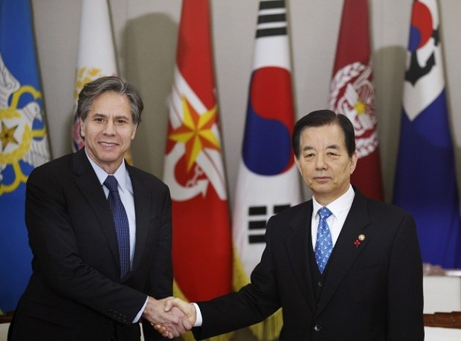 AS dan Republik Korea berbahas tentang sanksi terhadap RDR Korea - ảnh 1