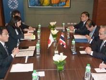 Thailand dan Jepang sepakat  memperketat hubungan bilateral - ảnh 1