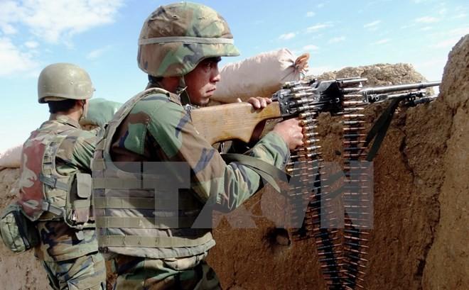 Situasi  keamanan di Afghanistan sedang memburuk - ảnh 1
