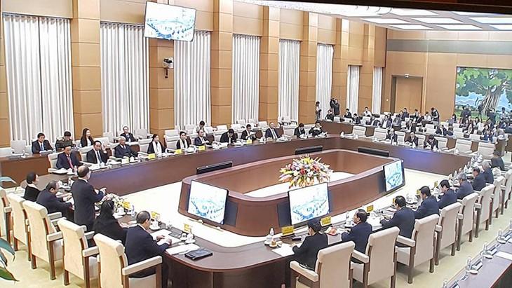 Dewan Pemilihan Nasional mengadakan  sidang ke-2 - ảnh 1
