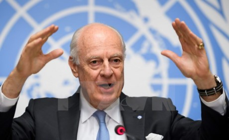 Semua pihak bersedia  mengadakan perundingan damai selanjutnya  tentang Suriah - ảnh 1
