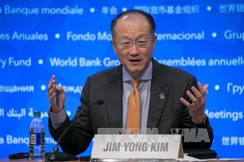 Bank Dunia mengumumkan prediksi pertumbuhan global - ảnh 1