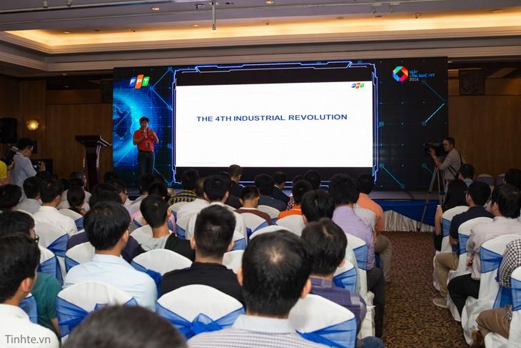 Kearifan buatan akan merupakan gelombang terobosan dalam revolusi industri 4.0 - ảnh 1