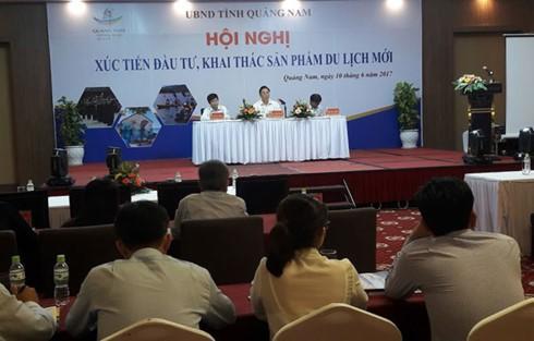 Provinsi Quang Nam: Memanfaatkan produk wisata baru - ảnh 1