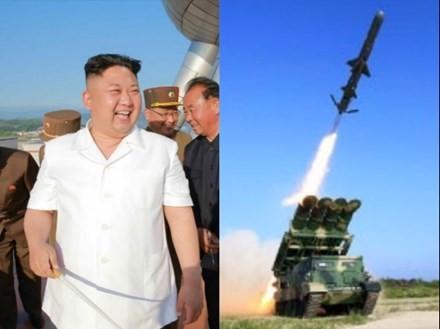 """RDRK: Saat  melakukan uji coba rudal interkontinental  """"tidak jauh"""" - ảnh 1"""