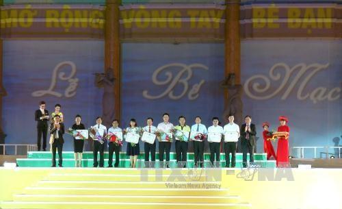 Penutupan Festival Laut Nha Trang-Khanh Hoa 2017 - ảnh 1