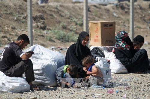 PBB  berseru kepada negara-negara di dunia supaya memperkuat  penerimaan pengungsi dan membantu mereka berbaur dengan masyarakat - ảnh 1