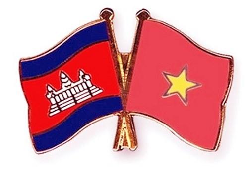 Upacara memperingati ultah ke-50 hari penggalangan hubungan diplomatik Vietnam-Kamboja: Memupuk tradisi solidaritas dan persahabatan yang  erat - ảnh 1
