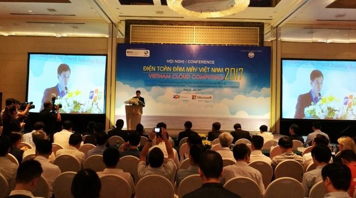 Vietnam memperkuat penerapan komputasi awan untuk mengembangkan sosial-ekonomi - ảnh 1