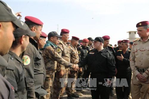 PM Irak, Haider Al Abadi memberikan instruksi kepada tentara supaya memburu kaum pembangkang IS - ảnh 1