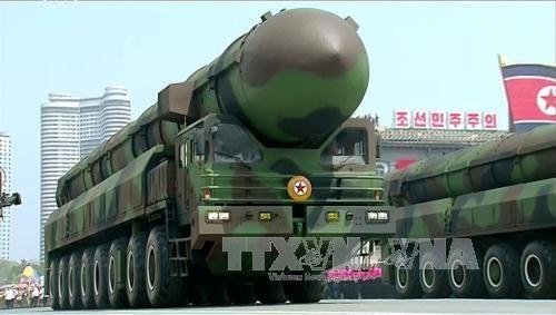 Republik Korea dan AS menegaskan lagi komitmennya dalam masalah  RDRK - ảnh 1