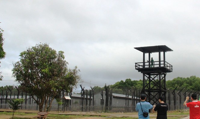 Rumah penjara Phu Quoc - Simbol dari  semangat  gigih dari para pejuang revolusioner - ảnh 1