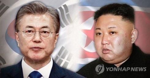 Presiden Republik Korea menegaskan akan tidak terjadi perang di Semenanjung Korea - ảnh 1