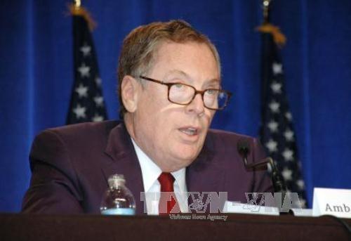 AS dan Jepang memperhebat perundingan tentang perdagangan bilateral - ảnh 1