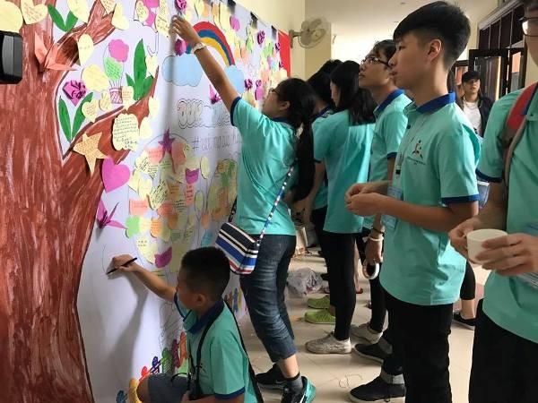 Forum anak-anak  nasional yang ke-5-tahun 2017 - ảnh 1